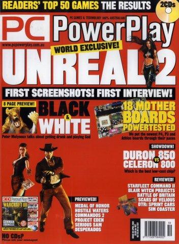 PC PowerPlay 059 (April 2001)