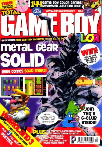 Total Game Boy Issue 09