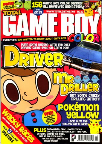 Total Game Boy Issue 10