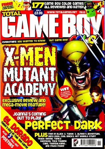 Total Game Boy Issue 11 (September 2000)