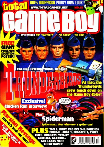 Total Game Boy Issue 13