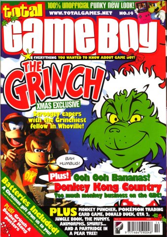 Total Game Boy Issue 14 (Xmas 2000)
