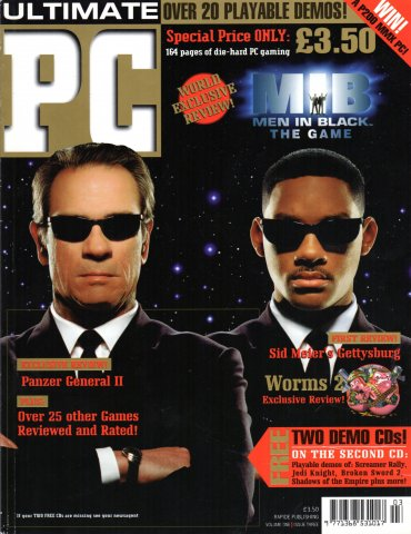 Ultimate PC Volume 1 Issue 03 (November 1997)