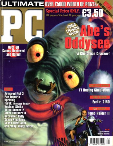 Ultimate PC Volume 1 Issue 04 (December 1997)