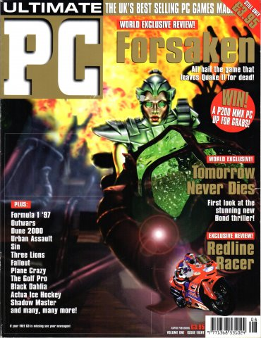 Ultimate PC Volume 1 Issue 08 (April 1998)