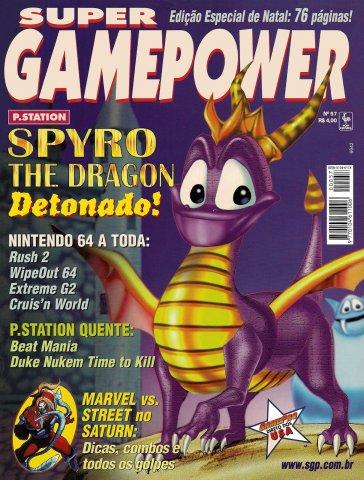 SuperGamePower Issue 057 (April 1998)
