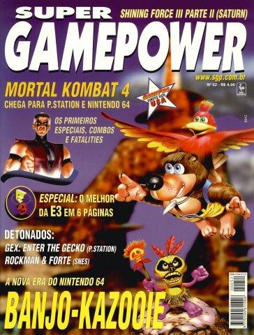 SuperGamePower Issue 052 (July 1998)