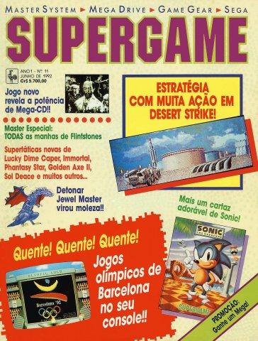 SuperGame 11 (June 1992)