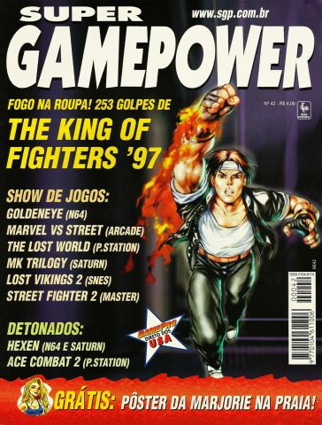 SuperGamePower Issue 042 (September 1997)