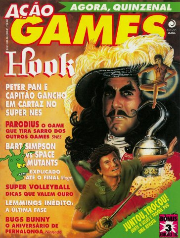 Acao Games Issue 018 (September 1992)