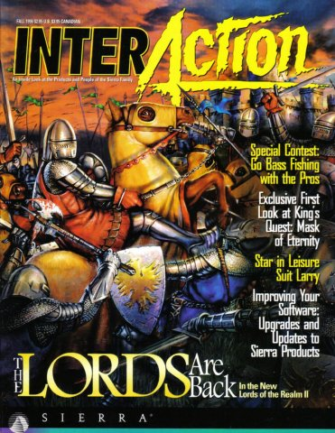 InterAction Issue 28 (Fall 1996)