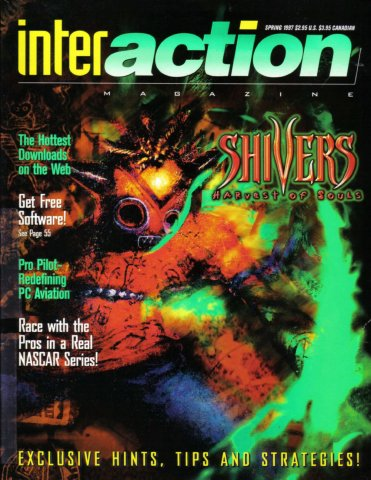 InterAction Issue 30 (Volume 10 Number 1) Spring 1997