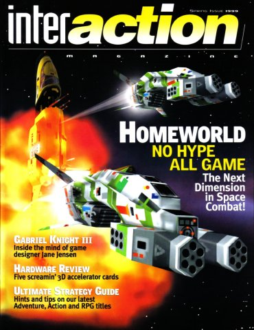 InterAction Issue 38 (Spring 1999)