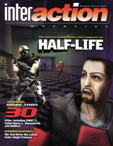 InterAction Issue 35 (Volume 11 Number 2) Summer 1998