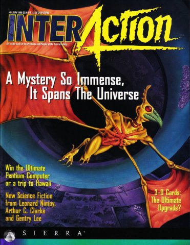InterAction Issue 29 (Volume 9 Number 3) Holiday 1996