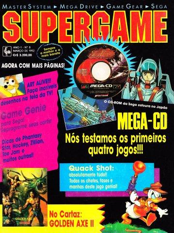 SuperGame 08 (March 1992)