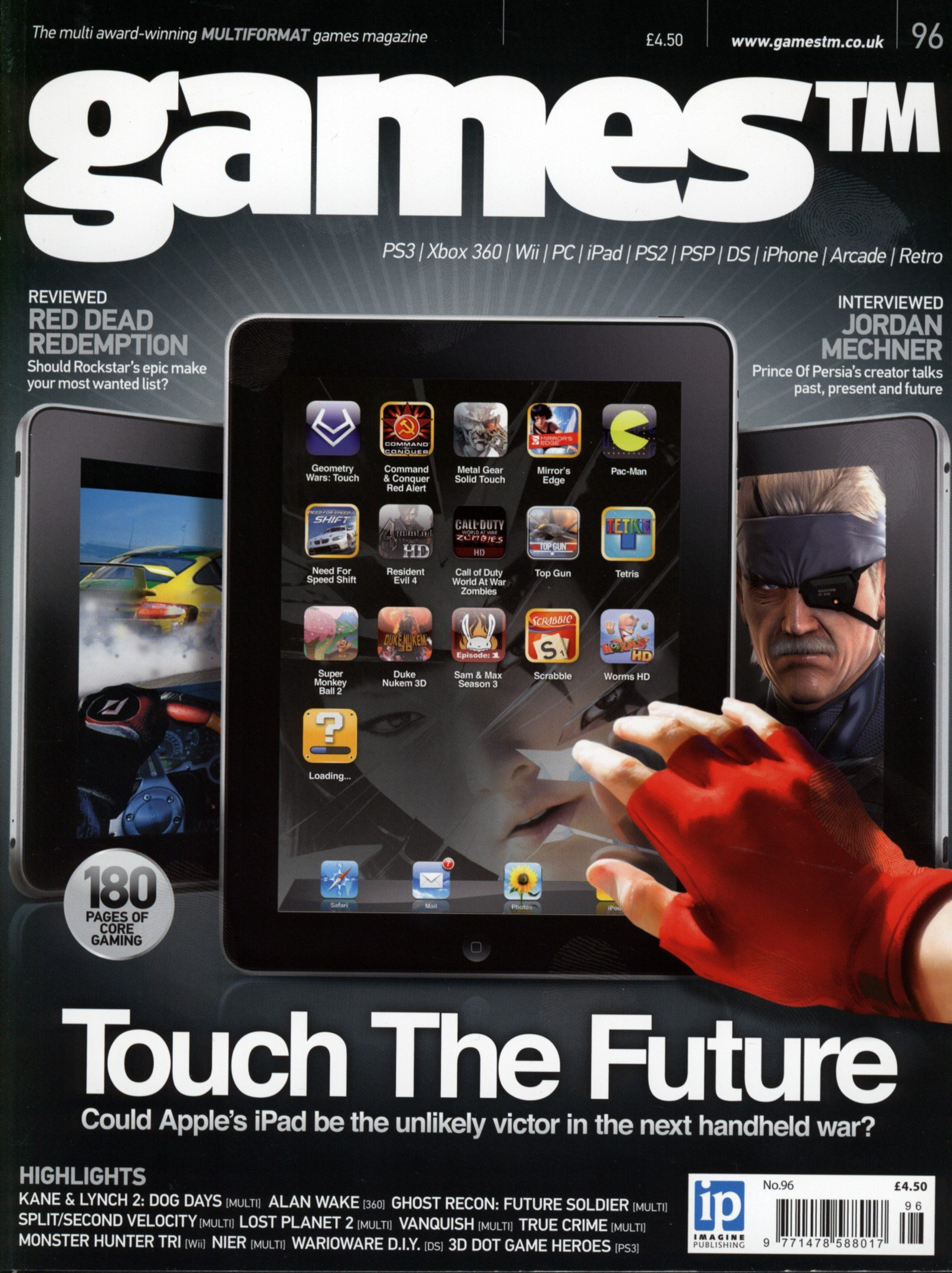 Games TM Issue 096 (May 2010)