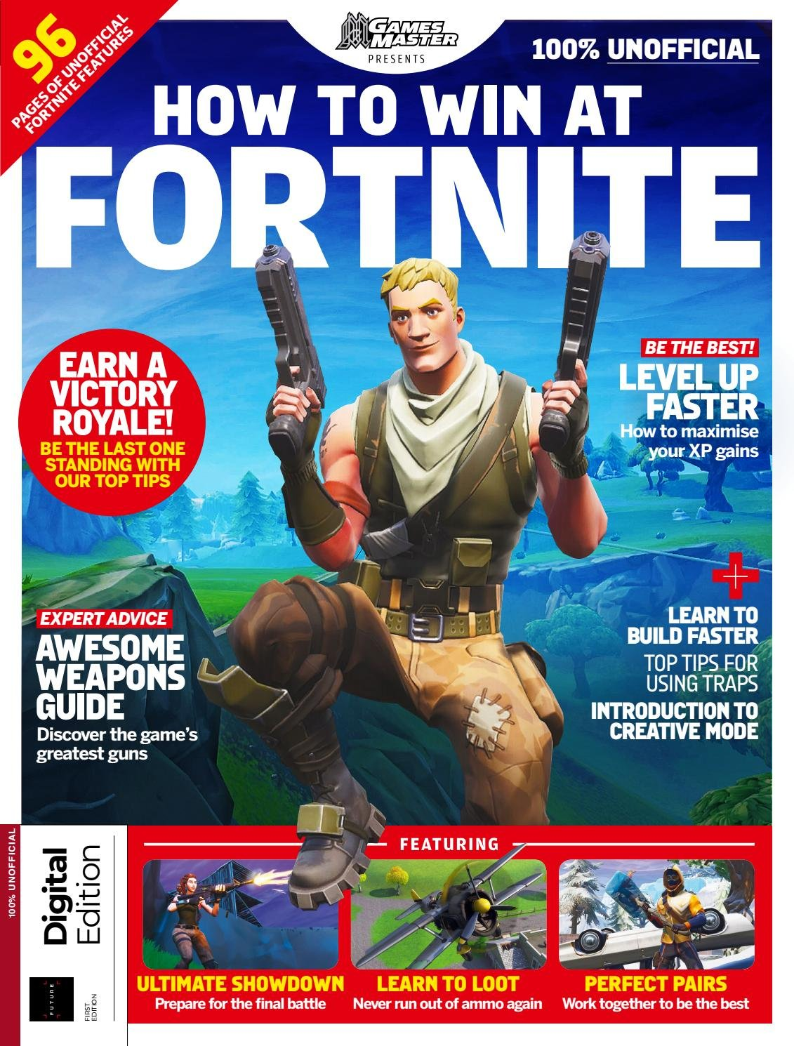 GamesMaster Presents: How to Win at Fortnite (2019)