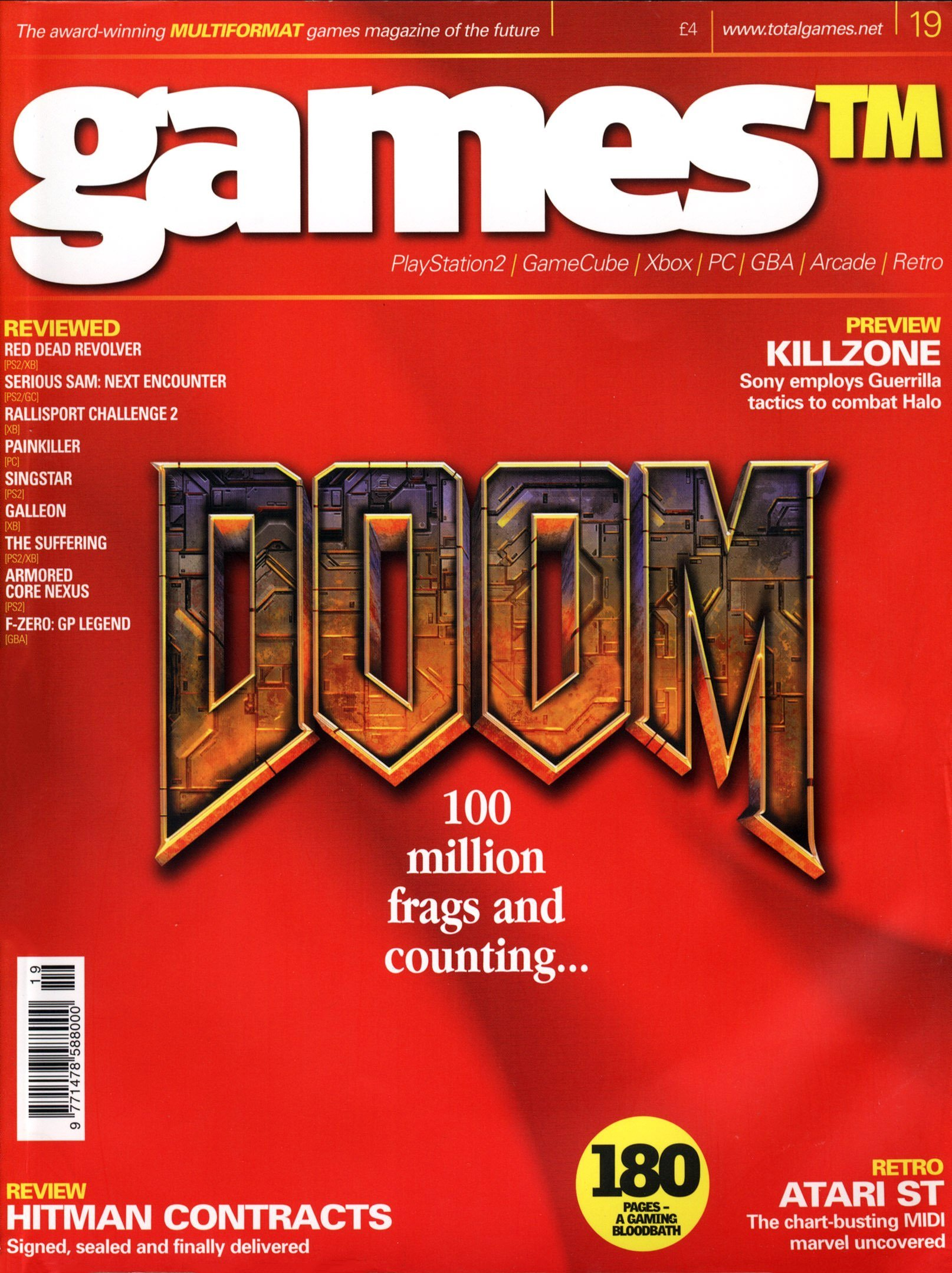 Games TM Issue 019 (May 2004)