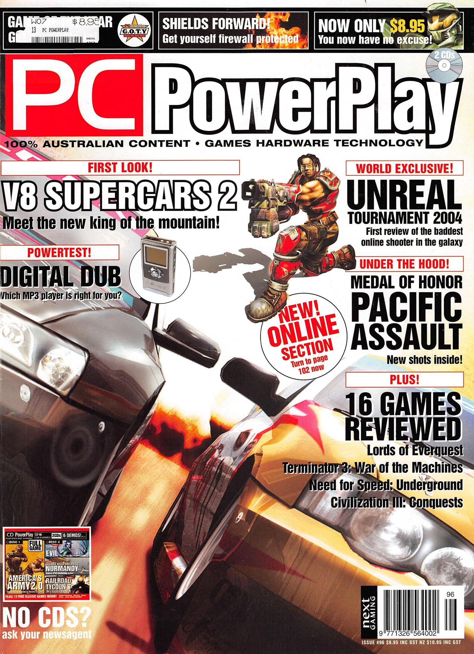 PC PowerPlay 096 (February 2004)