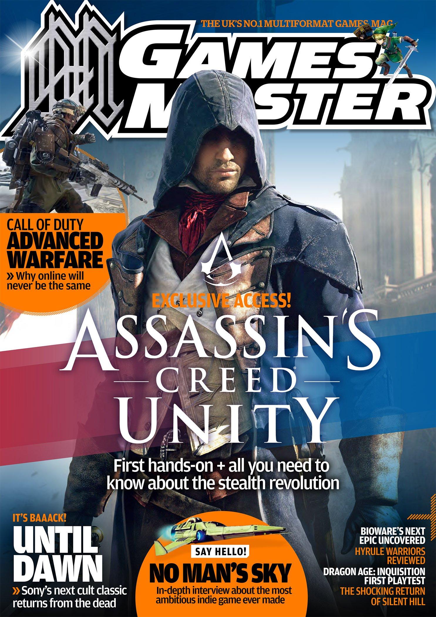 GamesMaster Issue 282 (November 2014) (digital edition)