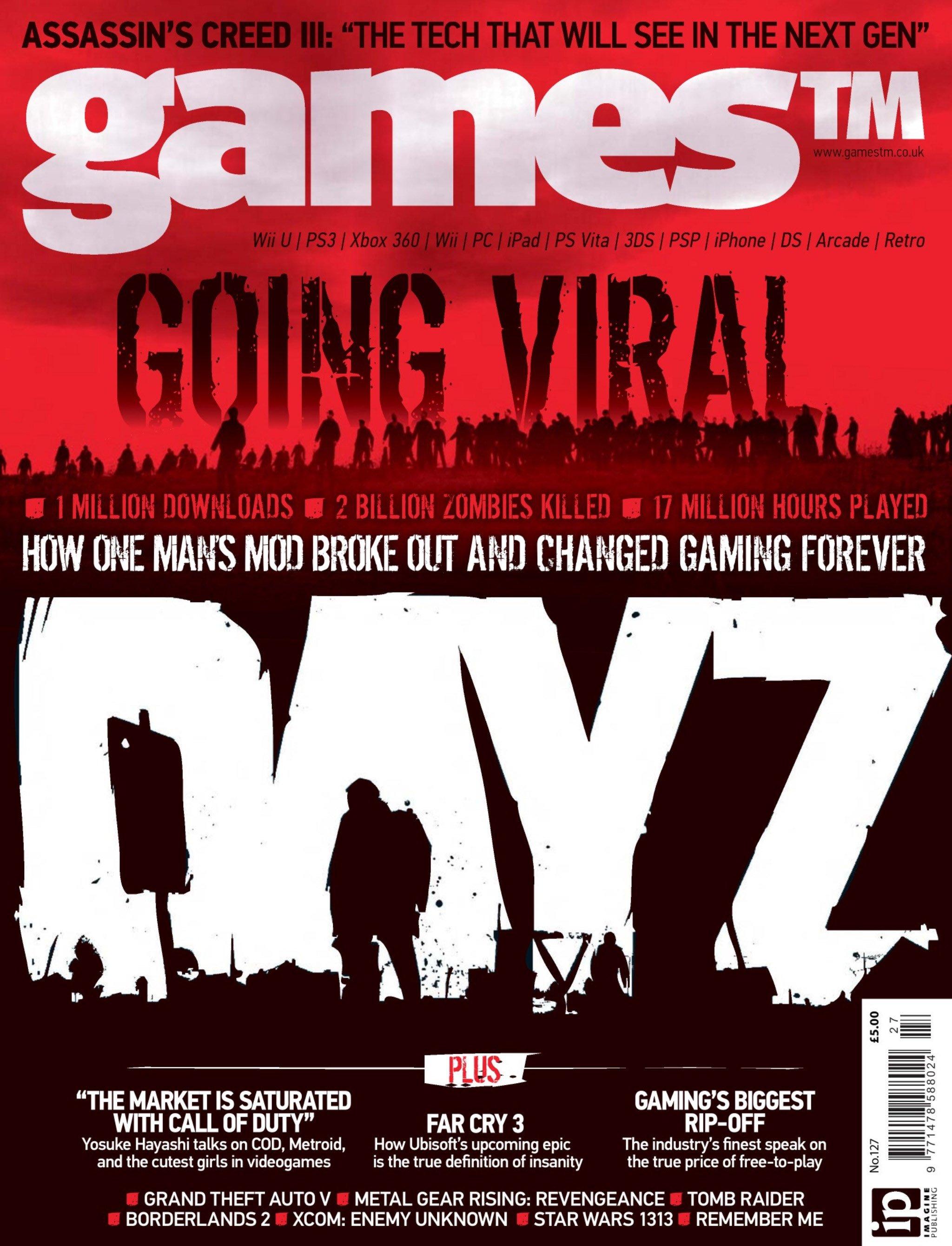 Games TM Issue 127 (October 2012)