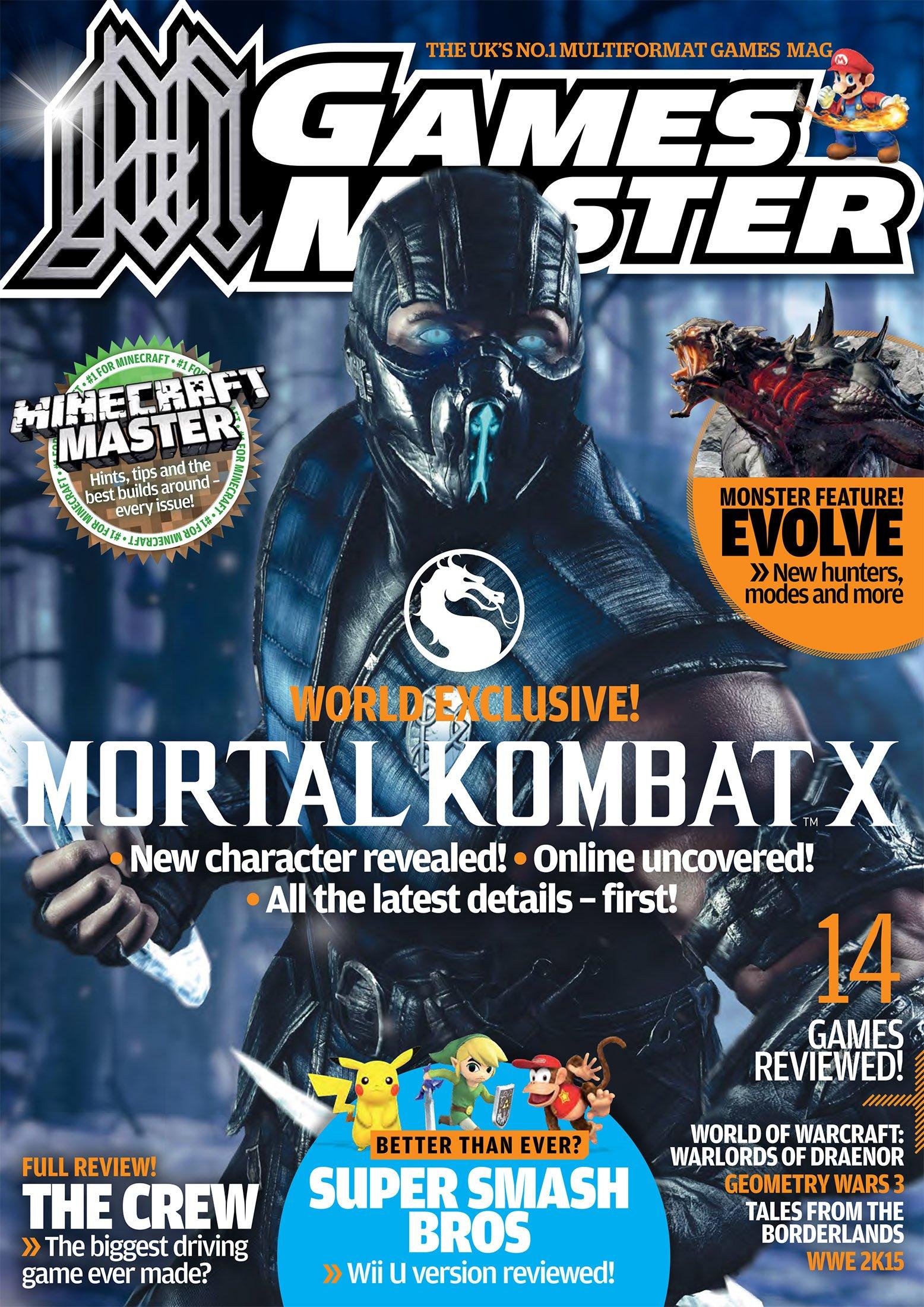 GamesMaster Issue 286 (February 2015)