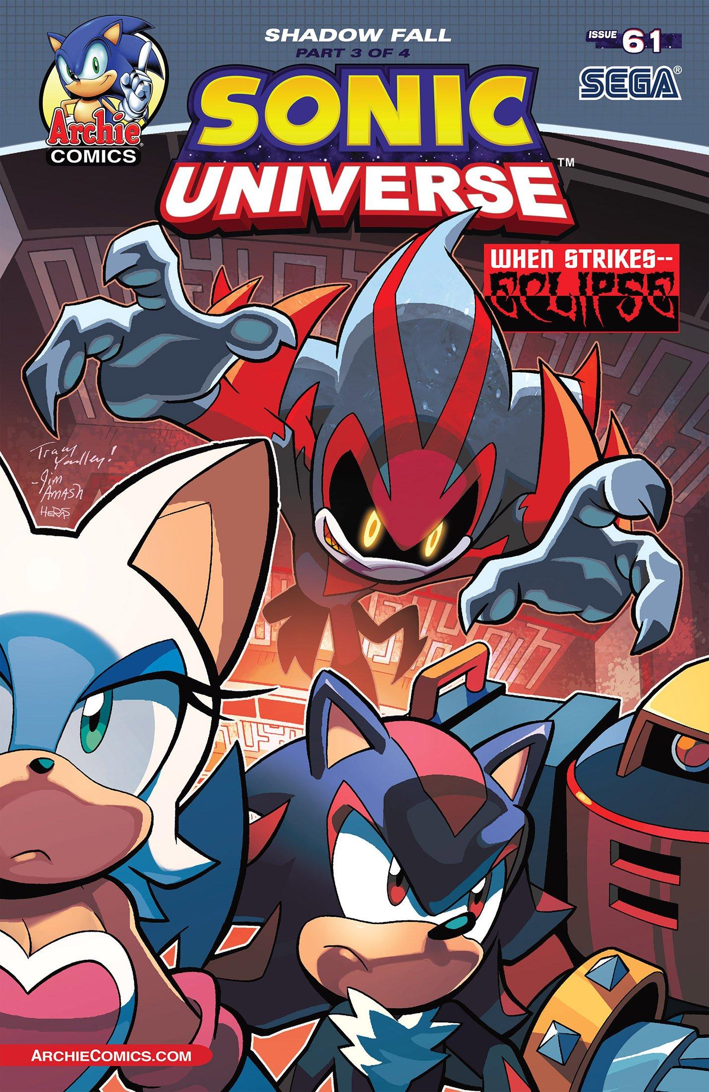 Sonic Universe 061 (April 2014)