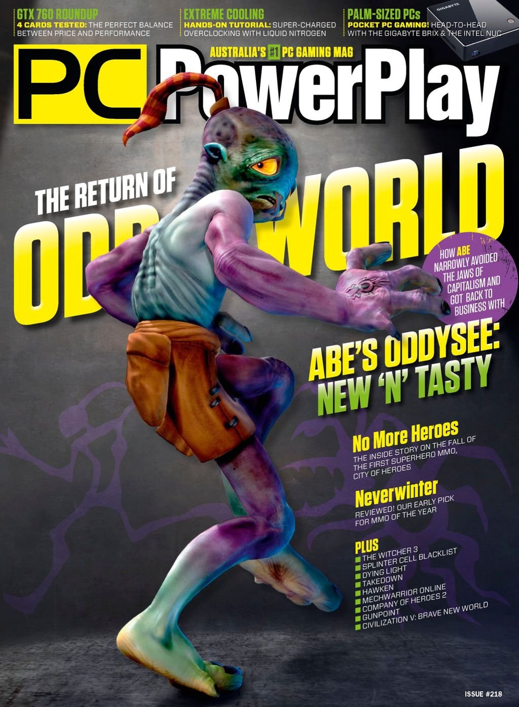 PC Powerplay 218 (August 2013)