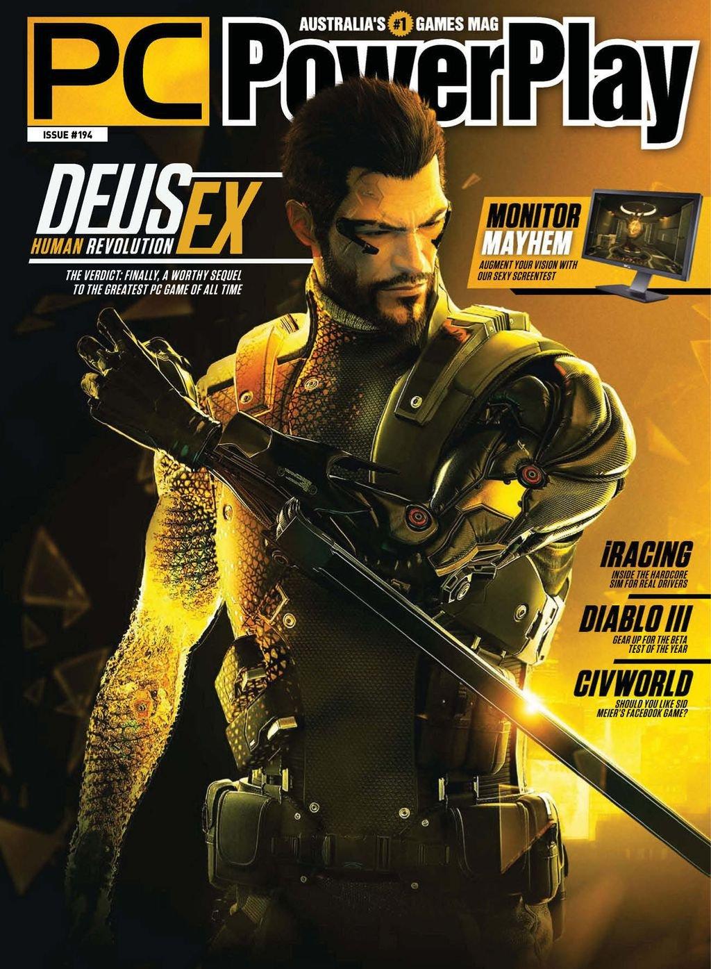 PC PowerPlay 195 (October 2011)