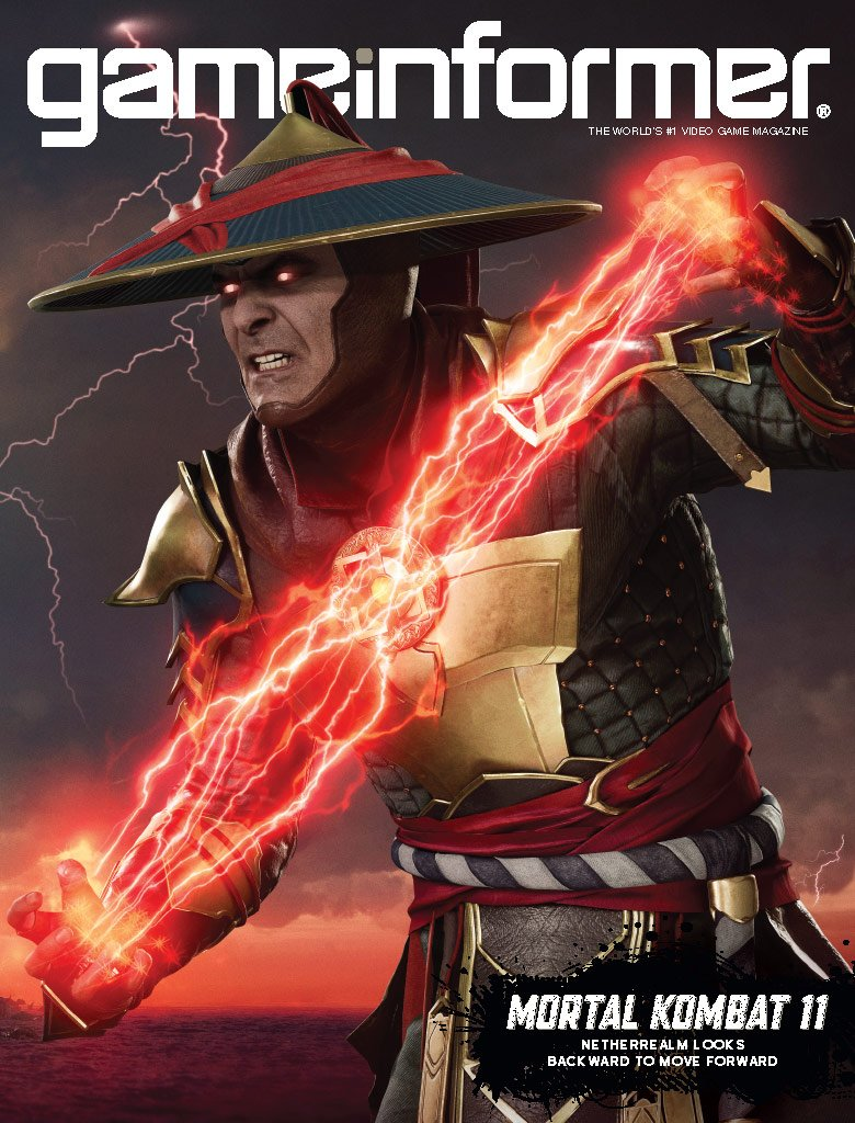 Game Informer Issue 313 May 2019