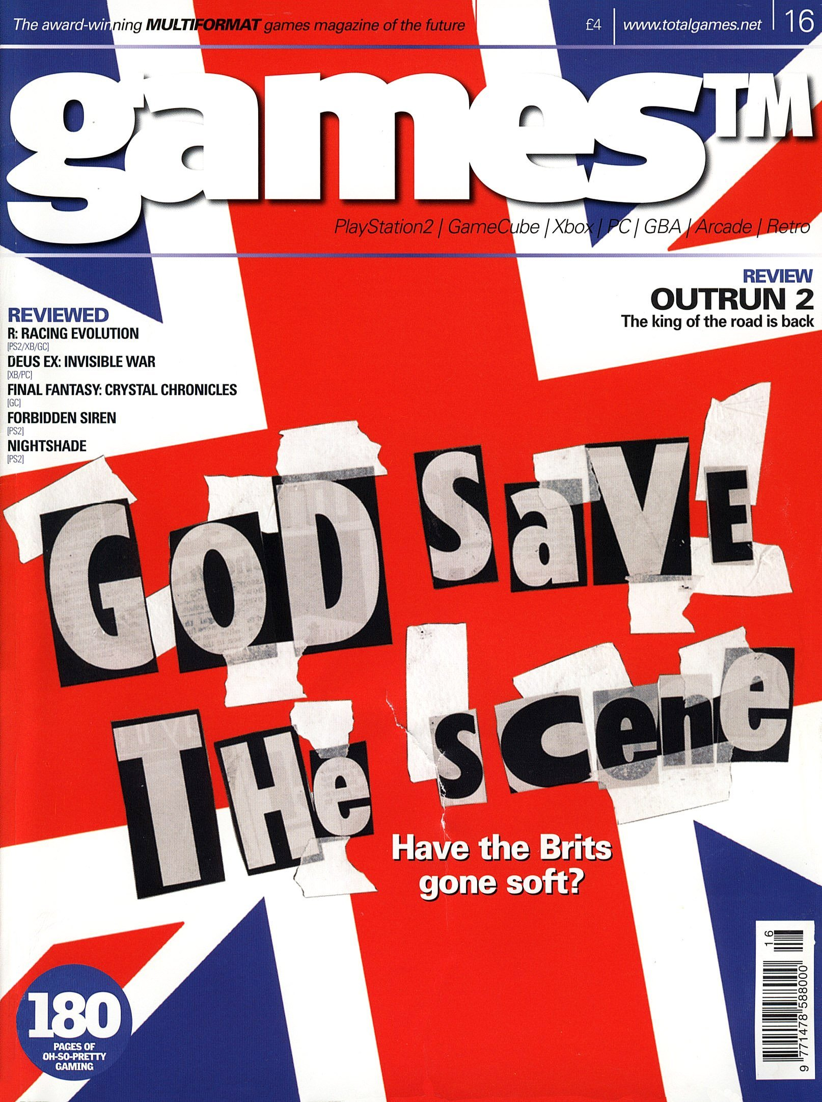 Games TM Issue 016 (February 2004)