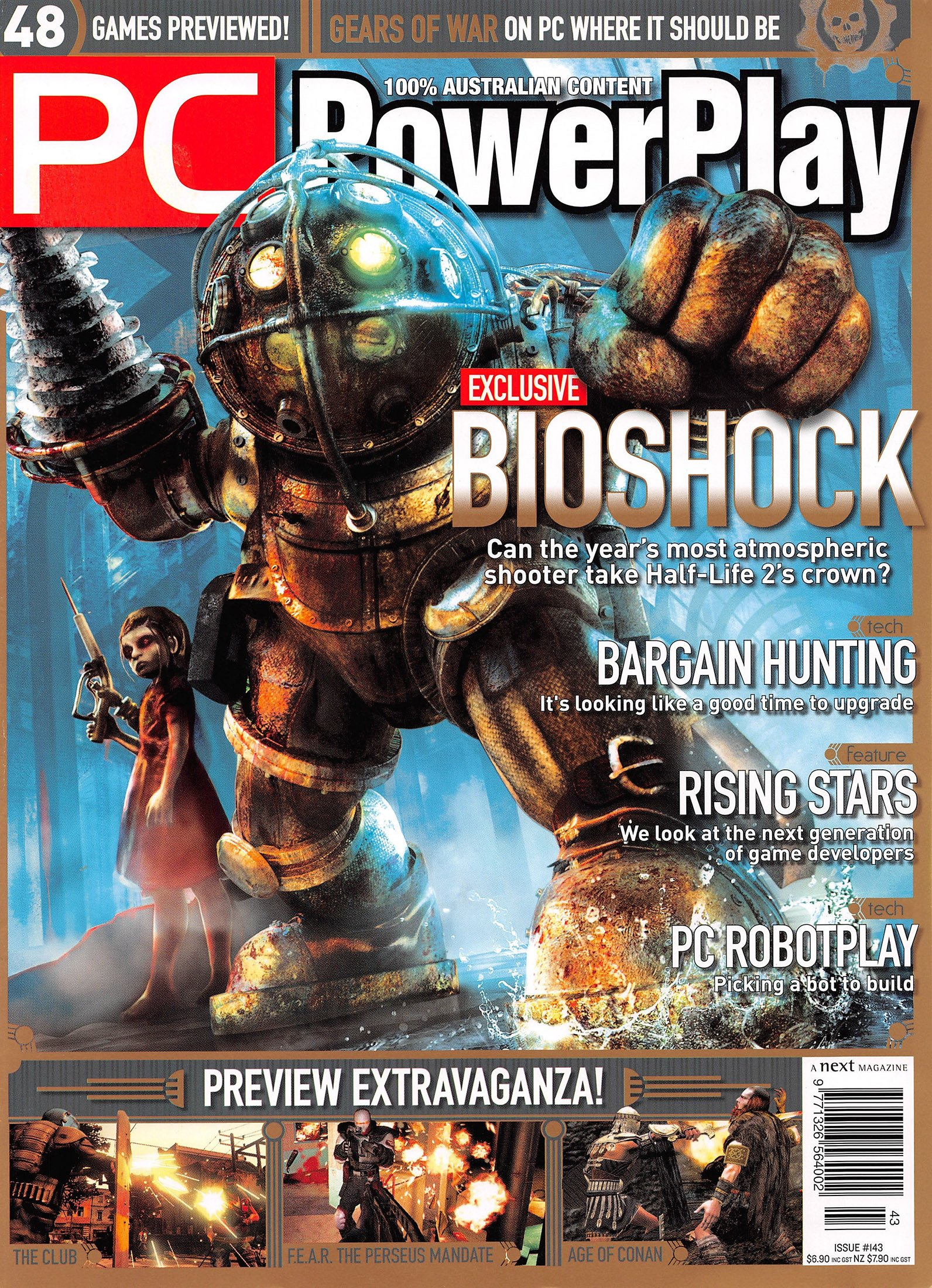 PC PowerPlay 143 (October 2007)
