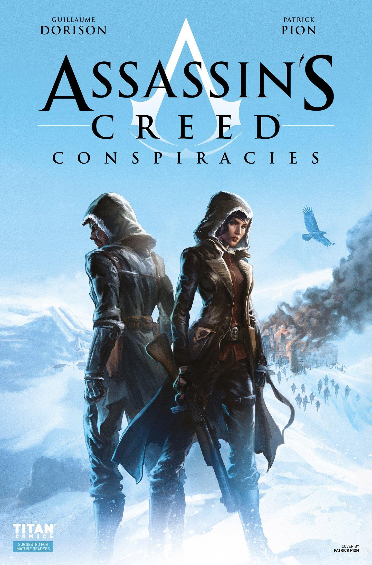 Assassin's Creed - Conspiracies 02 (October 2018)