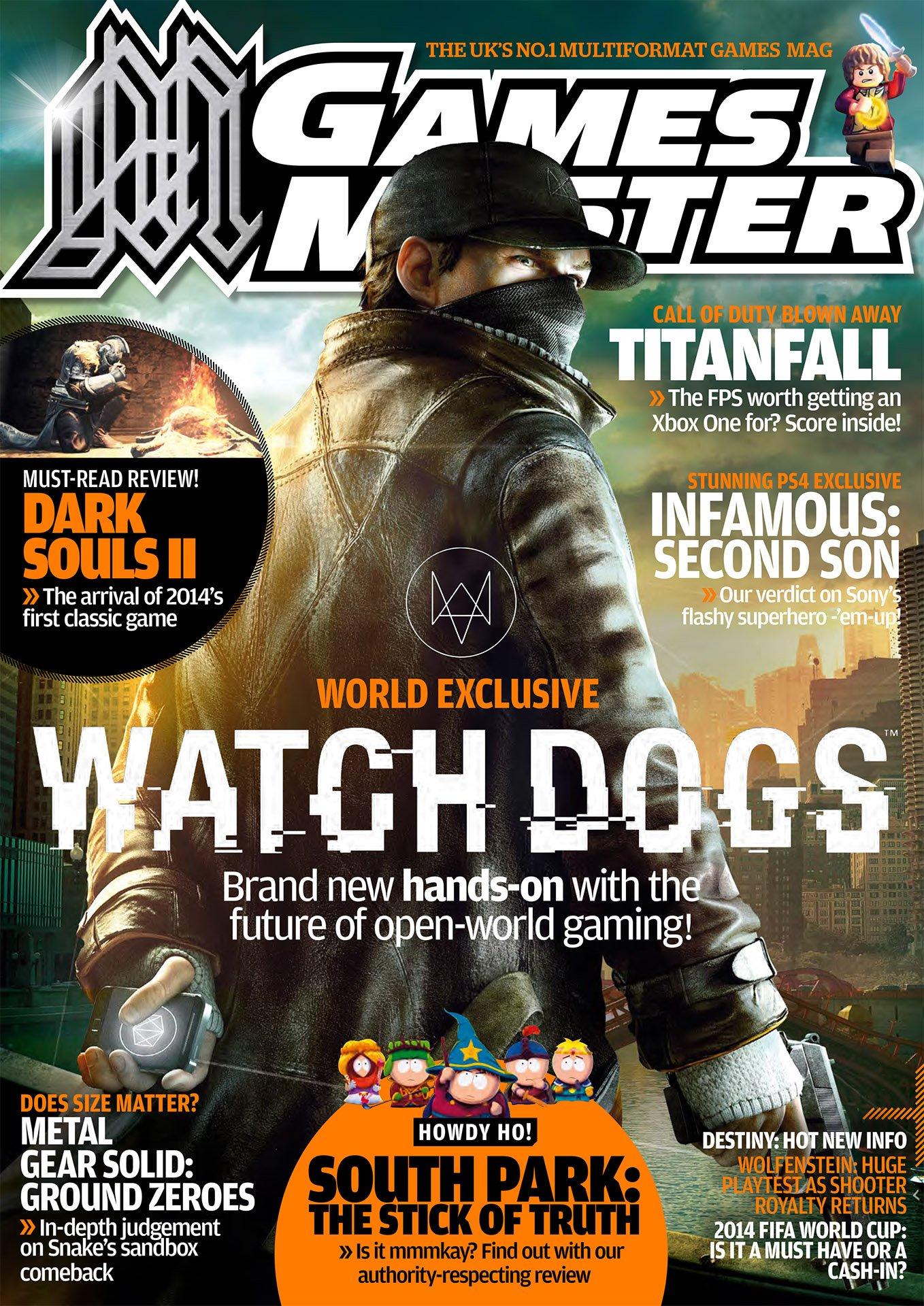 GamesMaster Issue 276 (May 2014) (digital edition)