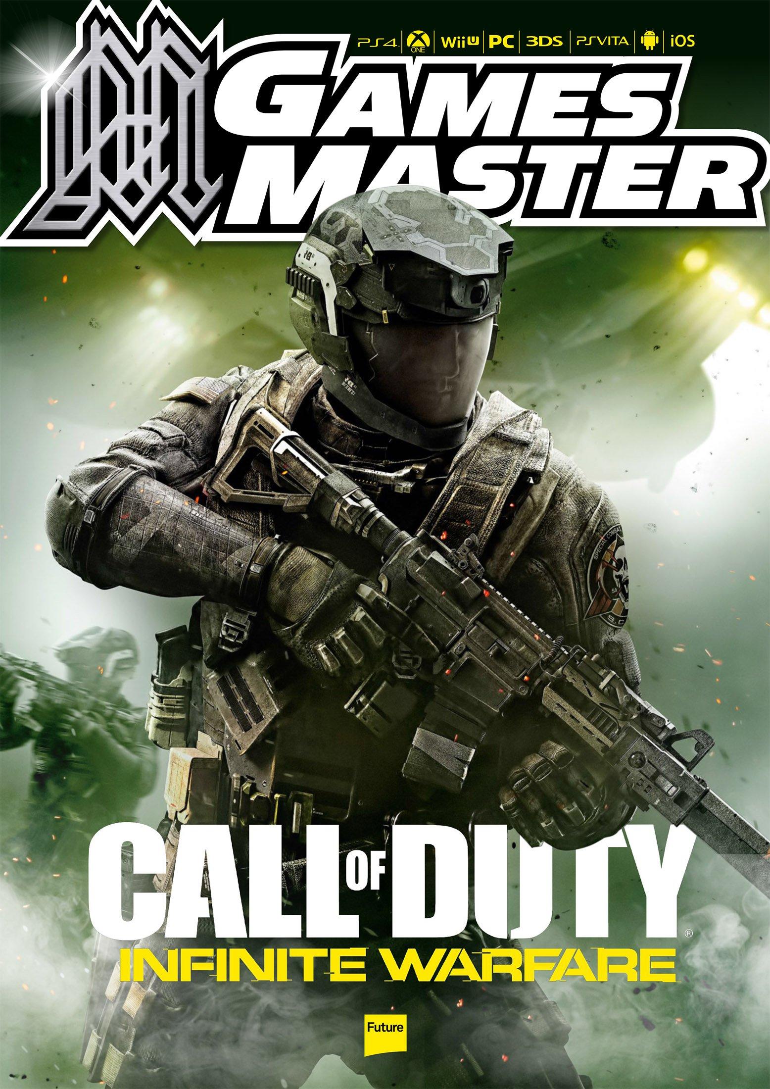 GamesMaster Issue 308 (October 2016)