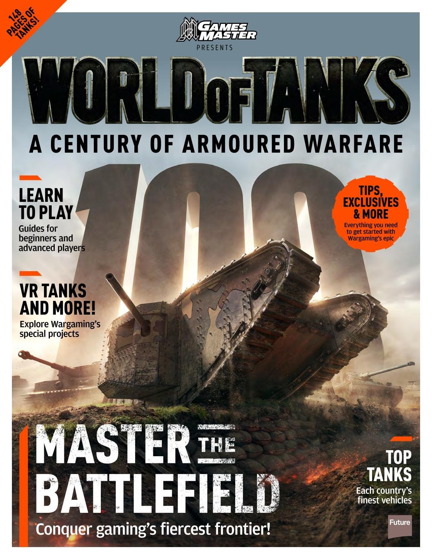GamesMaster Presents: World of Tanks (2016)