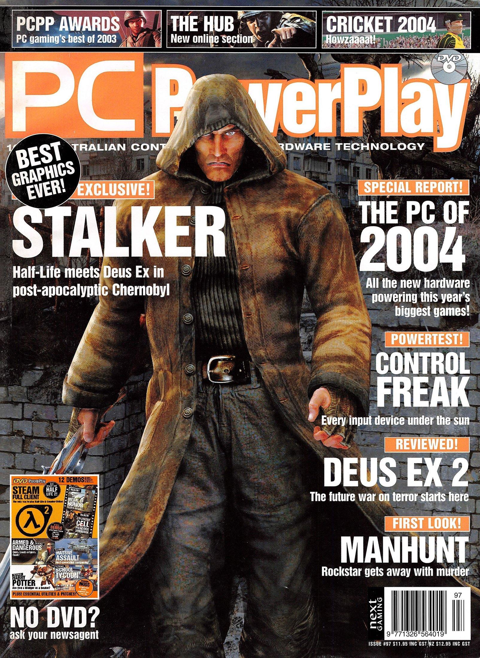 PC PowerPlay 097 (March 2004)
