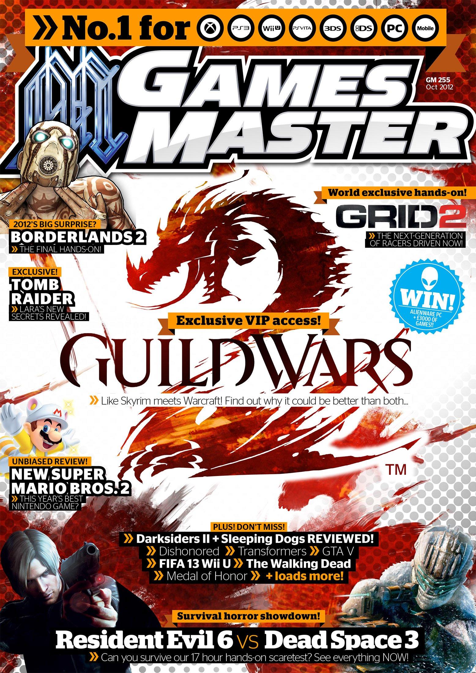 GamesMaster Issue 255 (October 2012) (digital edition)