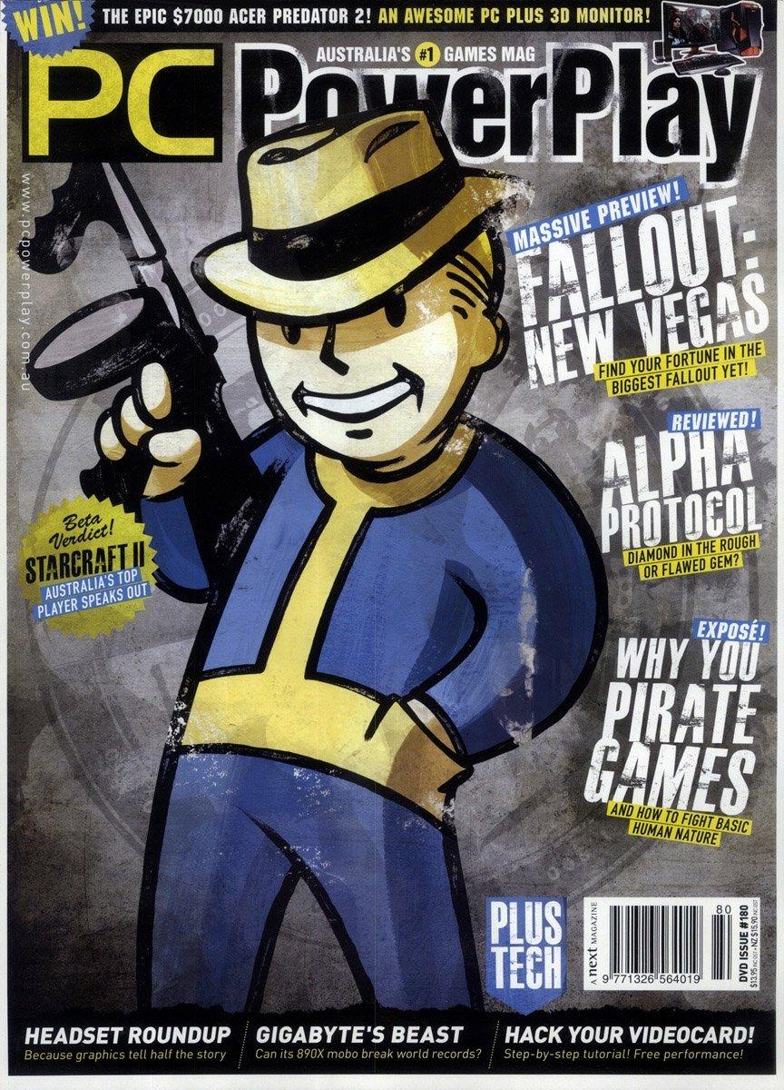 PC PowerPlay 180 (August 2010)
