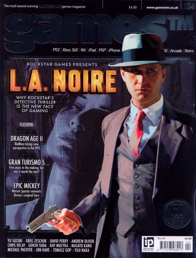 Games TM Issue 104 (Christmas 2010)