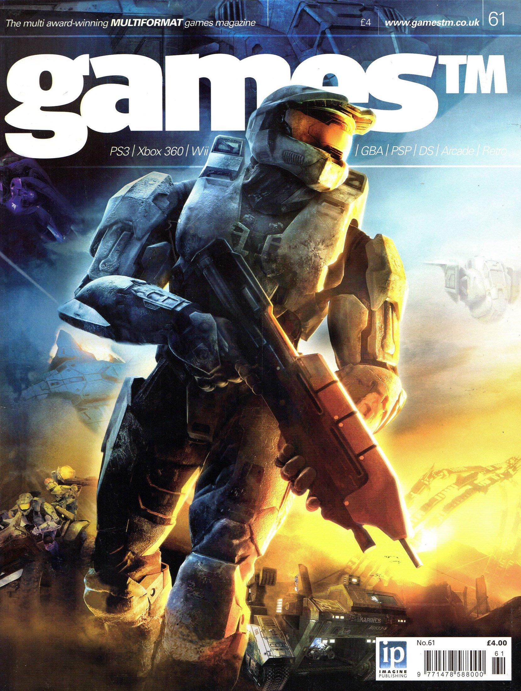 Games TM Issue 061 (September 2007)