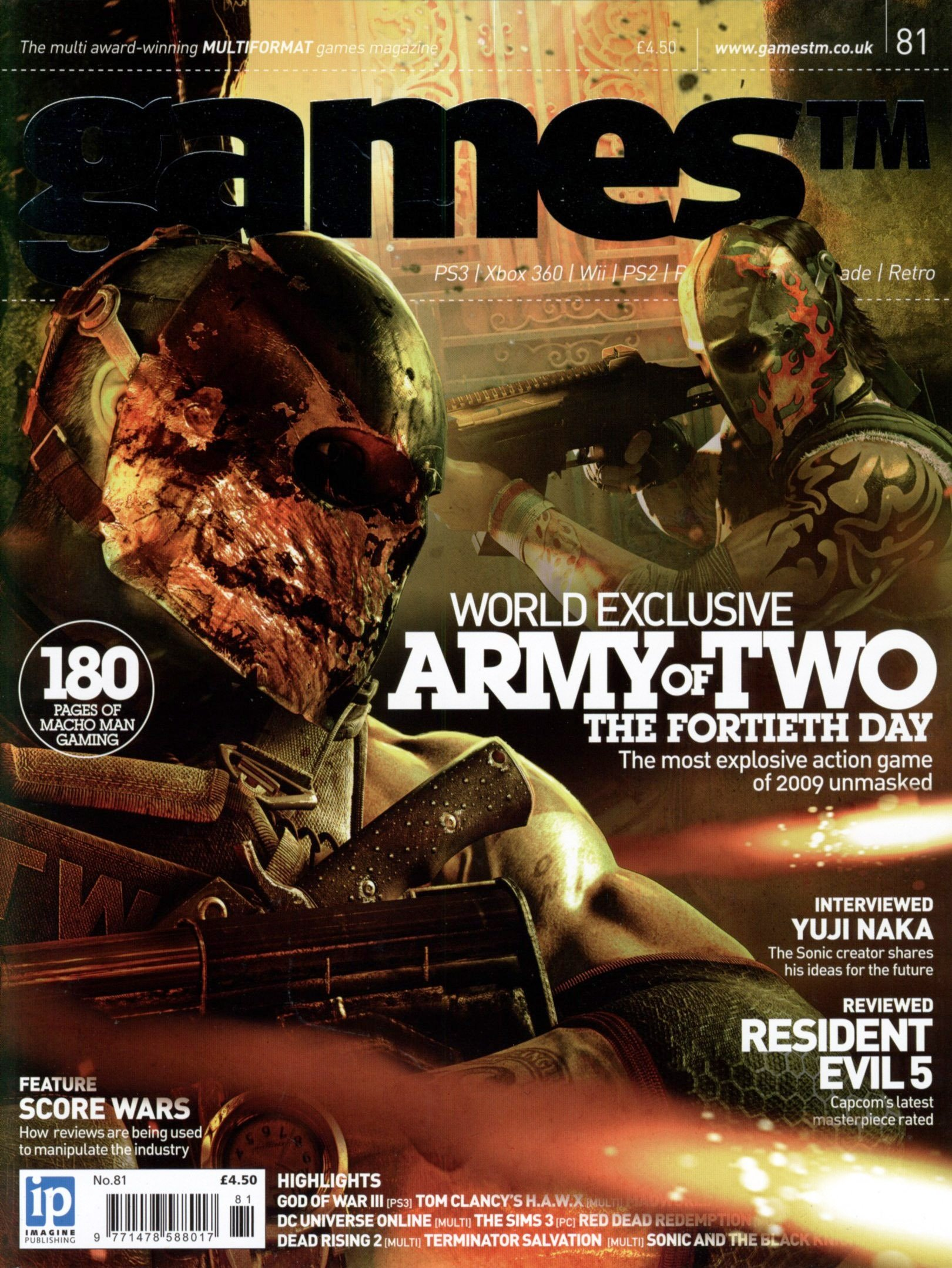 Games TM Issue 081 (March 2009)