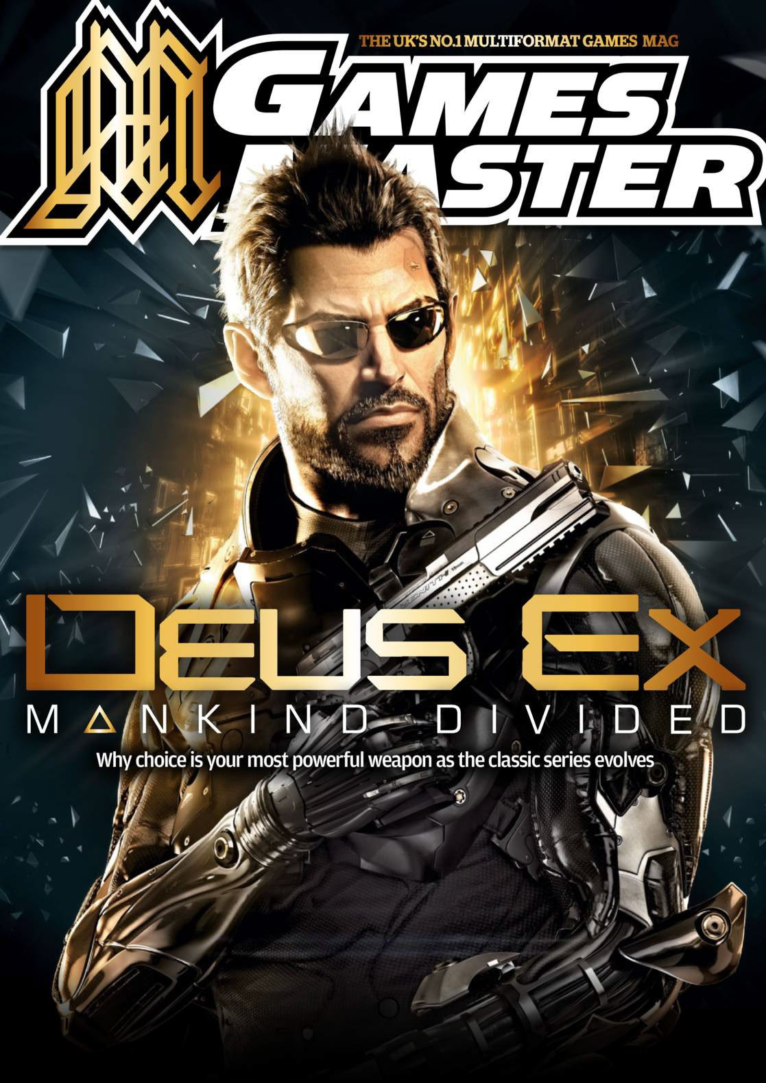 GamesMaster Issue 292 (August 2015)