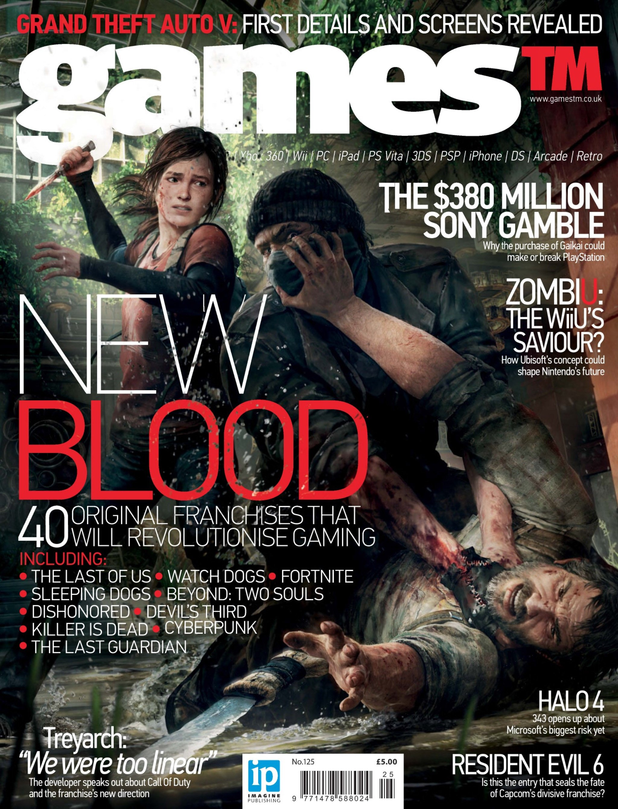 Games TM Issue 125 (August 2012)