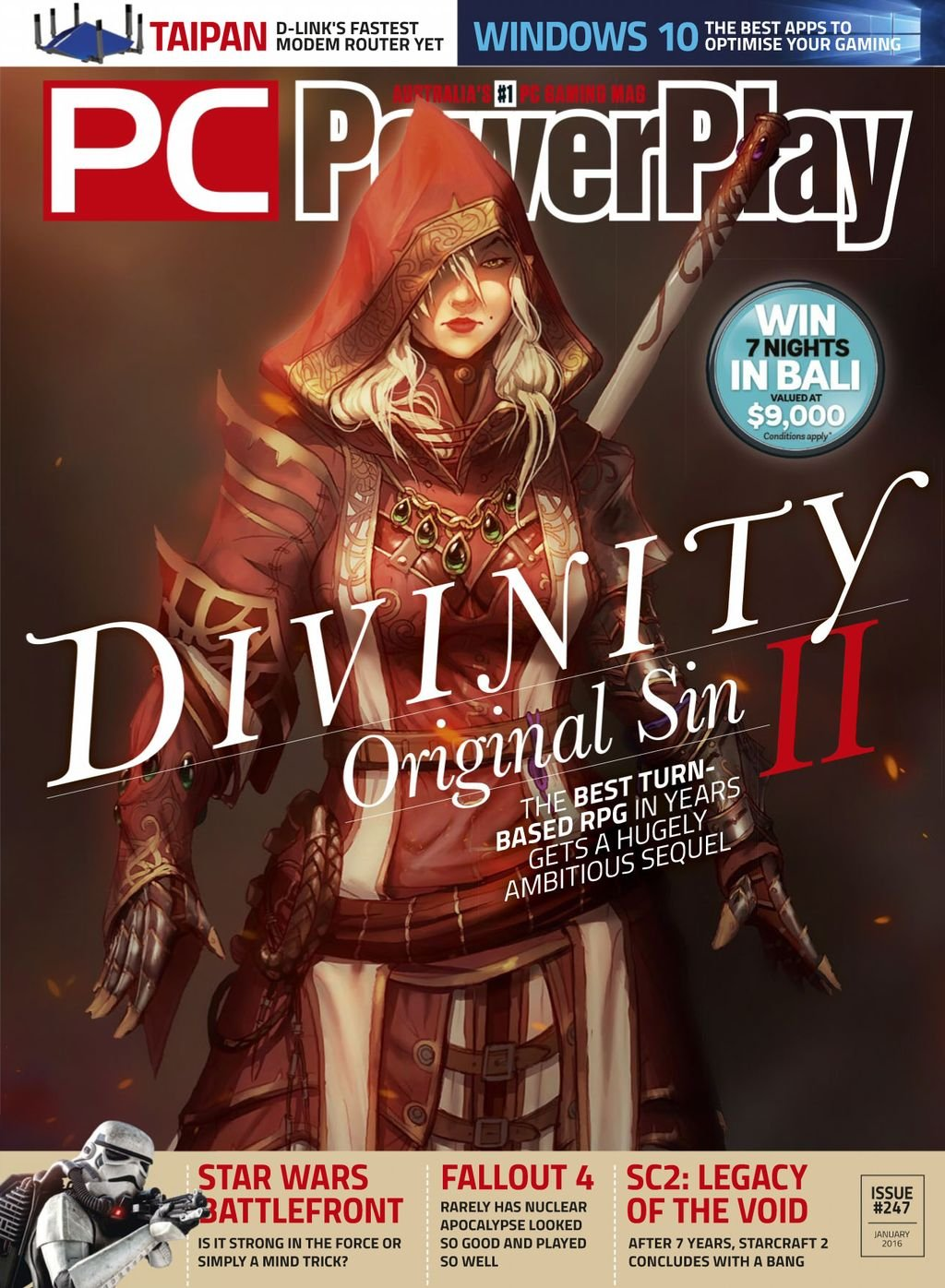 PC Powerplay 247 (January 2016)