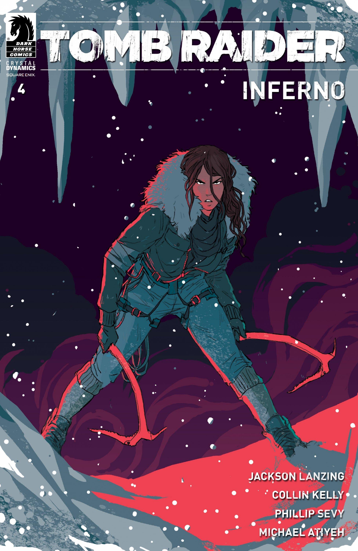 Tomb Raider - Inferno 004 (October 2018)