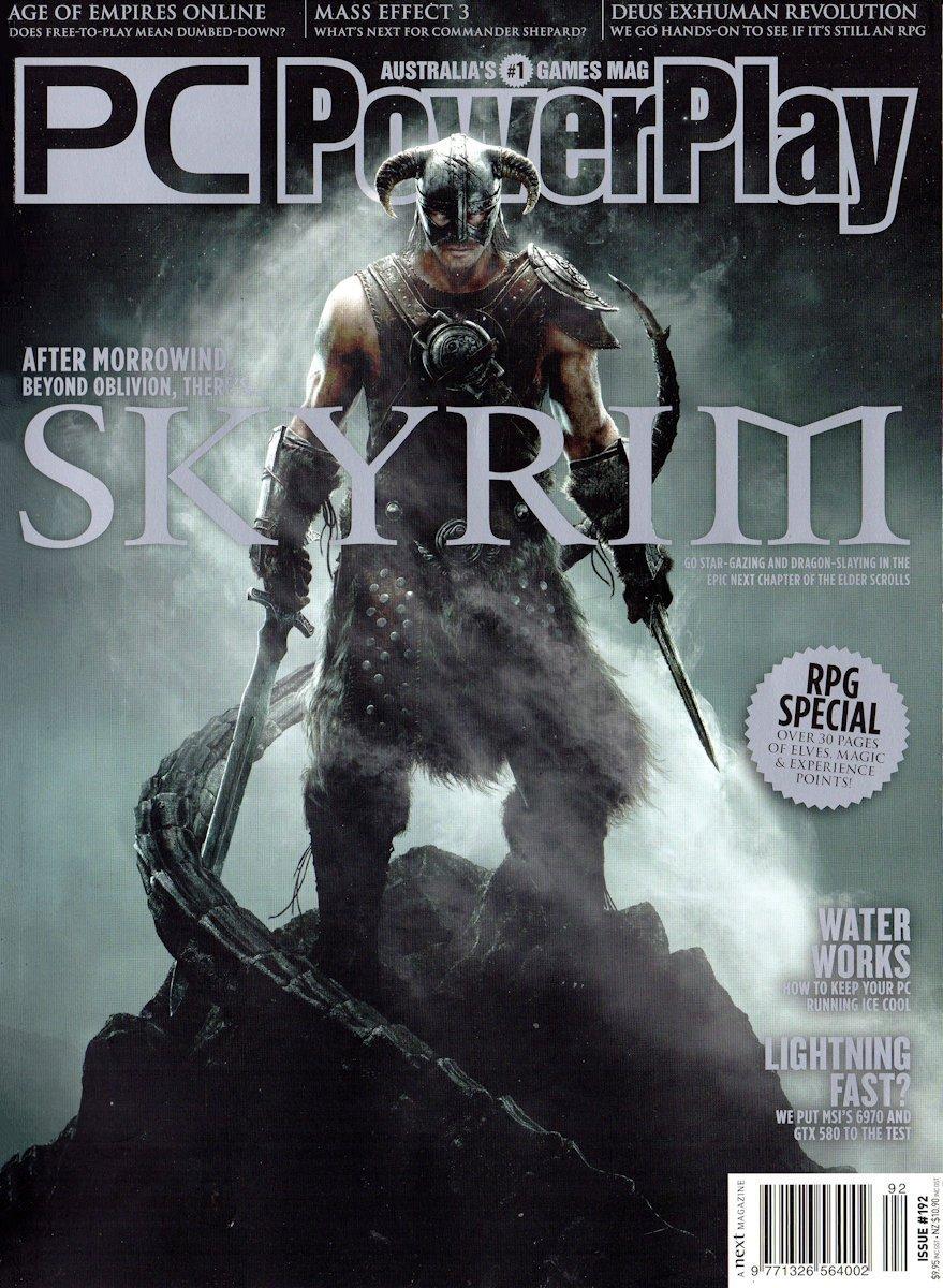 PC PowerPlay 192 (July 2011)