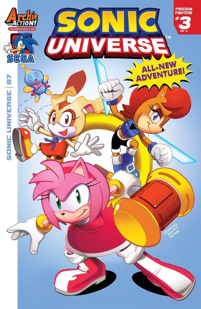 Sonic Universe 097 (unreleased)