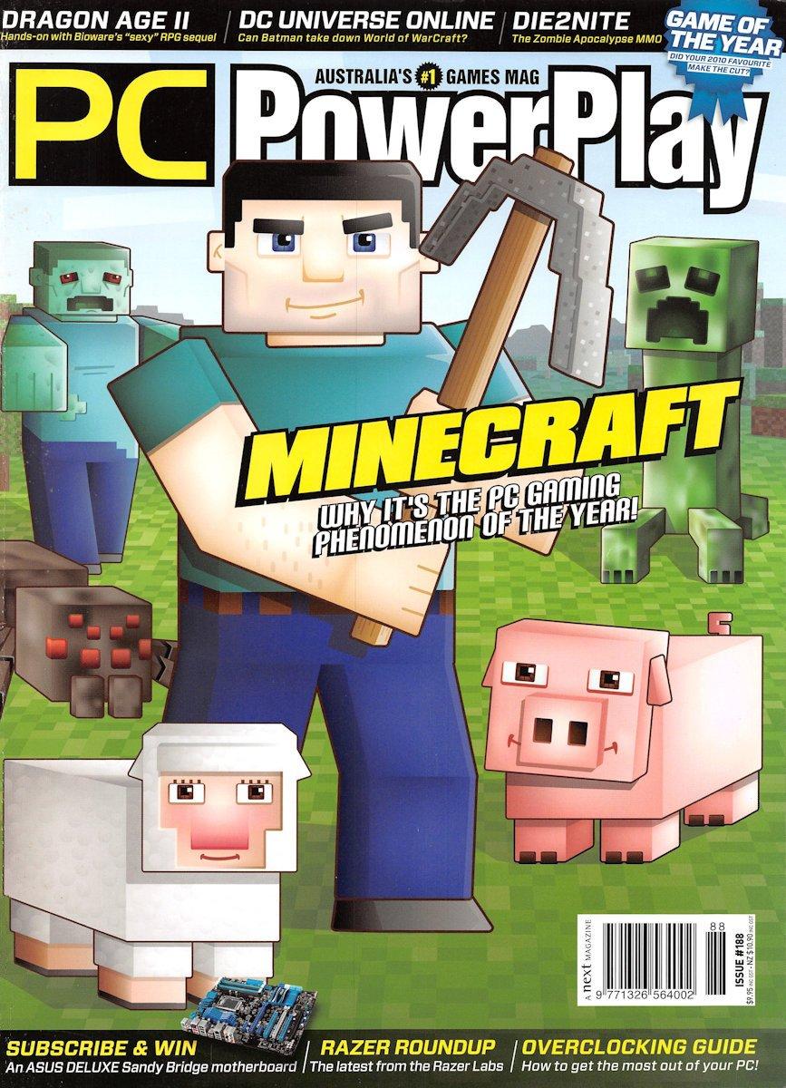 PC PowerPlay 188 (March 2011)